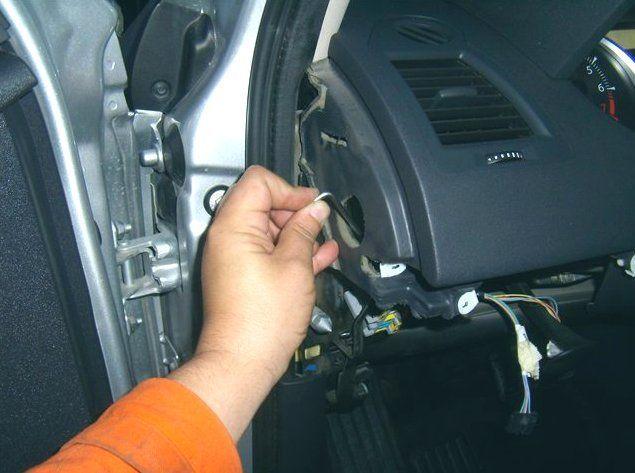 Блок предохранителей Renault Megane 2 2003-2008
