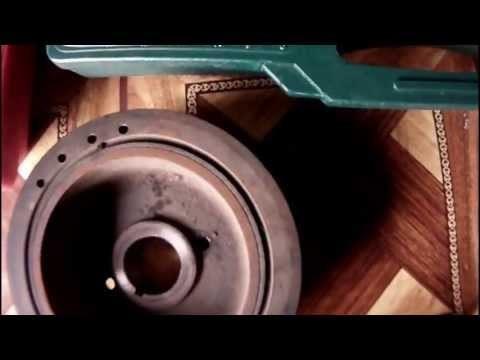 Инструкция: Как открутить болт шкива коленвала самостоятельно