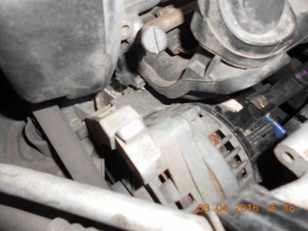 Замена герметика клапанной крышки Приора 1,6 16v