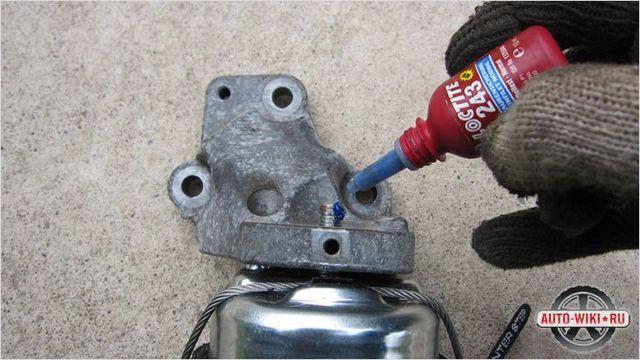 Как Проверить Подушки Двигателя Ваз 2115