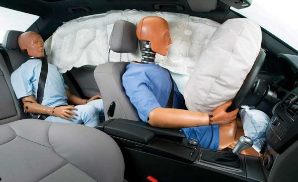 Как Снять Подушку Безопасности Пассажира На Приоре