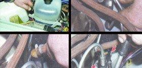 Рабочий цилиндр сцепления - устройство, функции, замена + видео