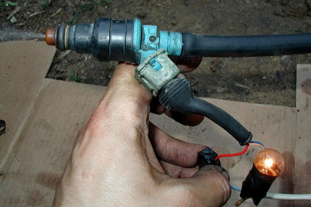 Как проверить и отремонтировать форсунки инжектора?