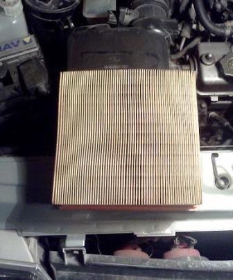 Замена воздушного фильтра на ВАЗ 2114 и 2115