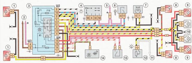 Как снять фару на ВАЗ 2110 (фото, видео)
