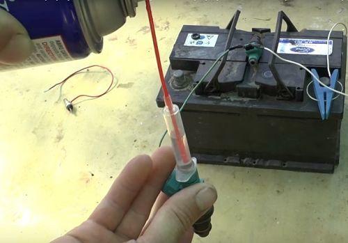 Как снять форсунки с двигателя своими руками